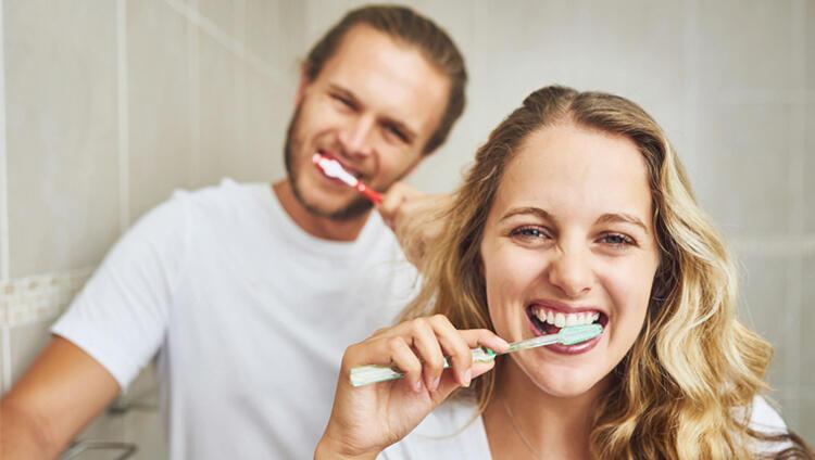 Diş fırçanız