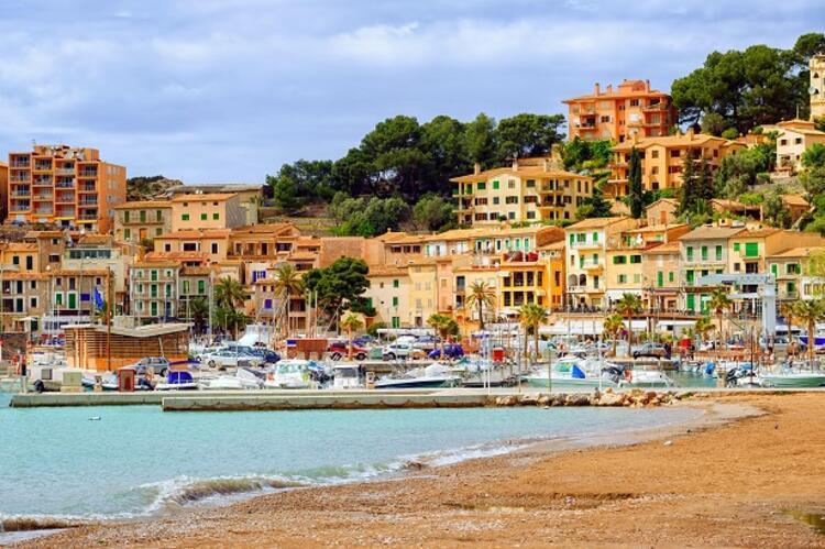 8- Mallorca / İspanya