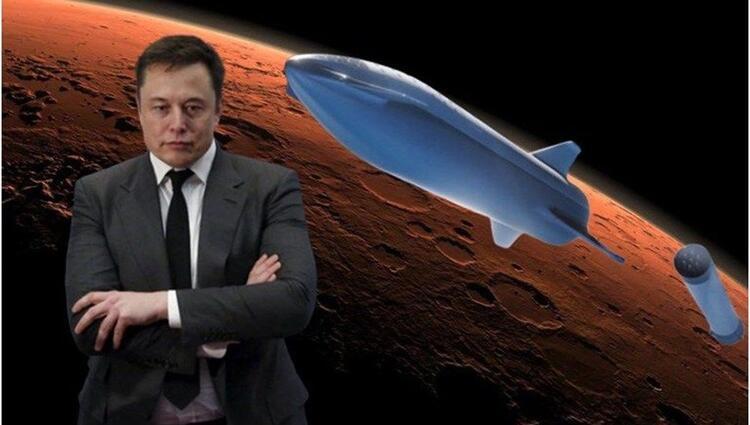 Mars yolculuğu başlıyor! İşte tarihi ve heycanlandıran detayları..