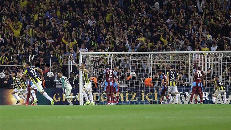 Trabzonspor Fenerbahçe maçı öncesi istatistikler
