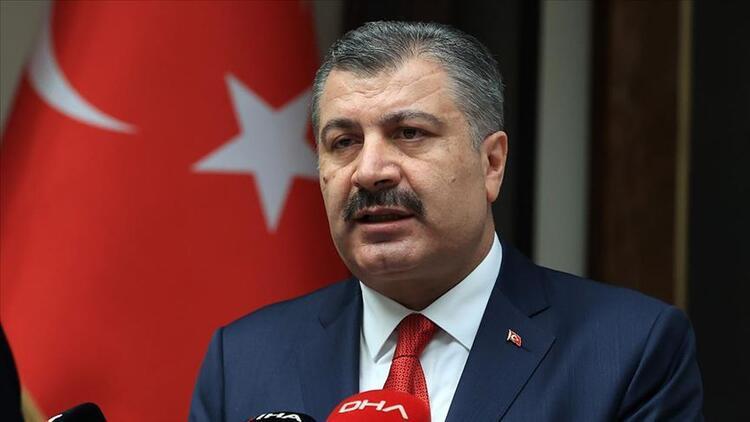 SON DAKİKA AÇIKLAMASI: Sağlık Bakanı Koca: Koronavirüs salgını tüm ülkede yeniden tırmanışa geçmiş durumdadır