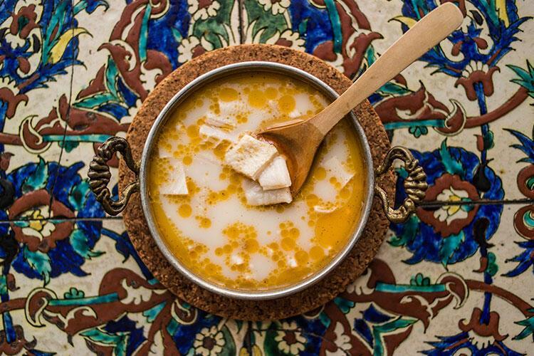 Damar çorbası tarifi