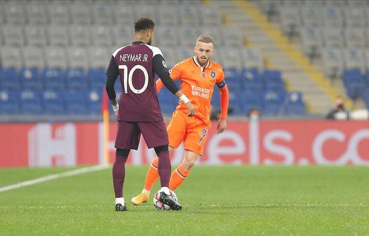 - Mehmet Topal 100. Avrupa maçında
