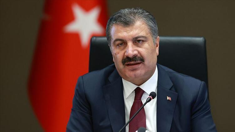 Bakan Koca Türk Konseyi Sağlık Bilim Kurulunda konuştu