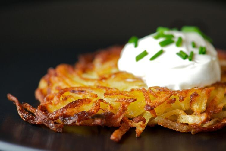 Potato Hash ve Hash Browns