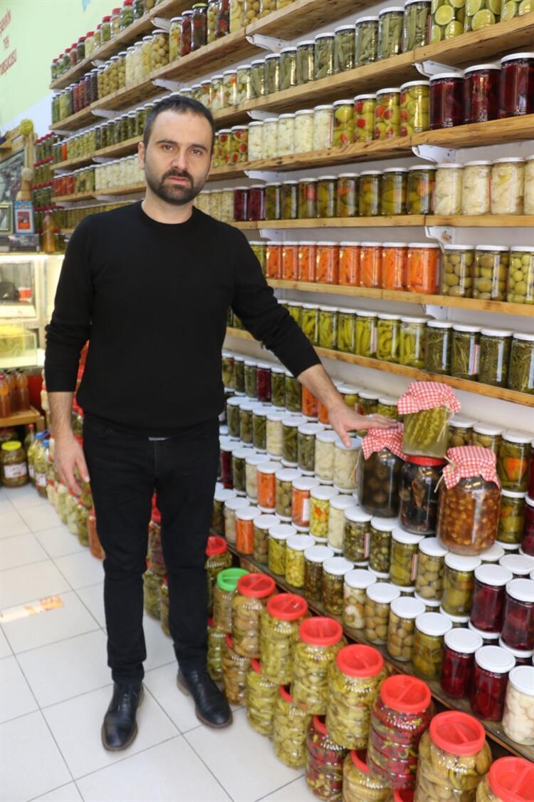 'FINDIK KARADENİZİN İNCİSİ NEDEN YAPMAYALIM' DEDİM, TURŞUSUNU YAPTIM'