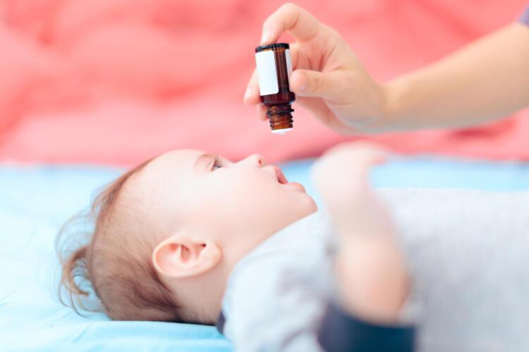 Bıngıldağı kapanınca vitamini bırakmayın