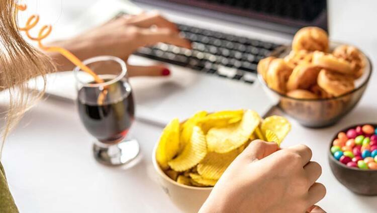 Yeme alışkanlıklarınız