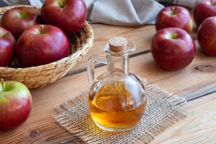 Elma sirkesi kullanın