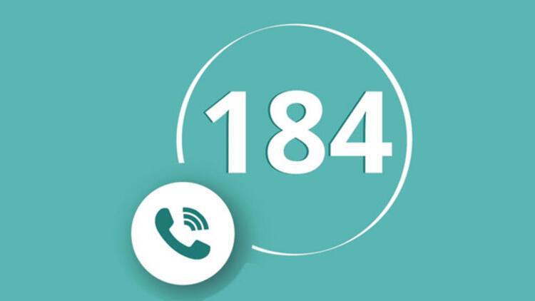 ALO 184'Ü ARAYIN