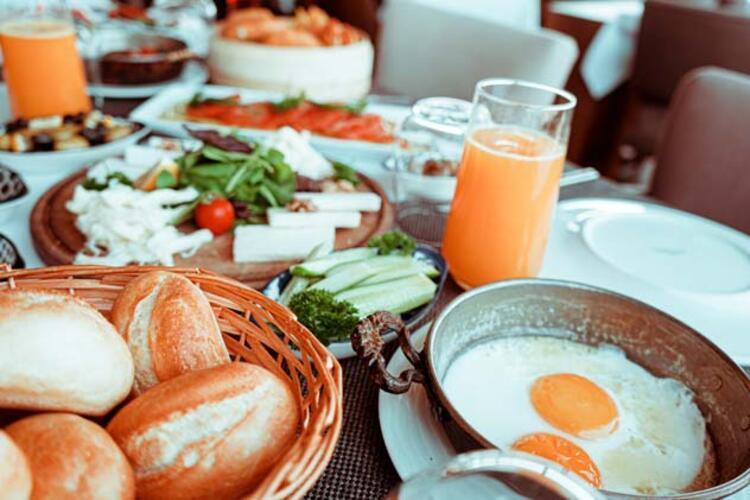 Güne mutlaka kahvaltıyla başlanmalı