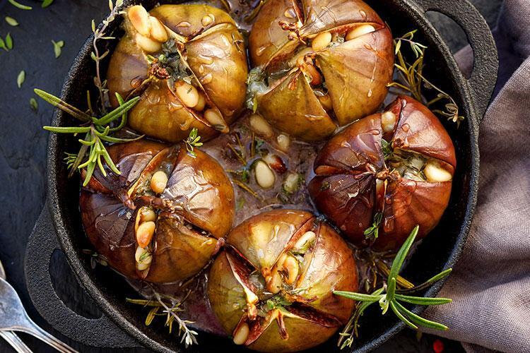 Kuru incir dolması tarifi