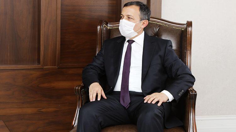 PROF. DR. MUSTAFA ÇALIŞ: 'İLK DOZLARDA HİÇ YAN ETKİ GÖRÜLMEDİ'