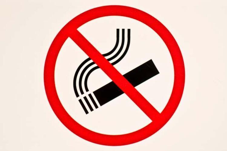 Sigara içmeyi bırakın