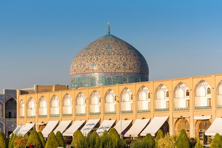 Şeyh Lütfullah Camii-İran