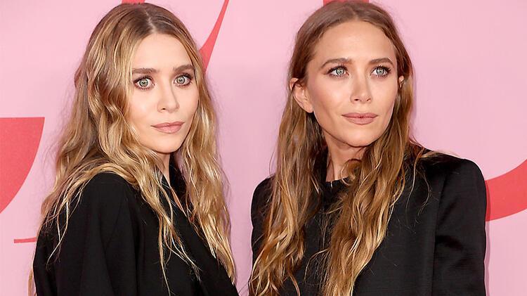 Ashley & Mary- Kate Olsen