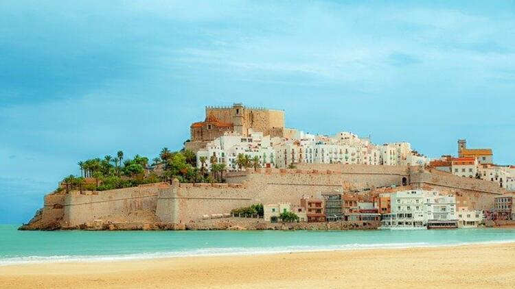 Peniscola / İspanya