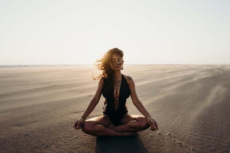 Yoga yapabilmek için esnek ve fit olmanız gerekir