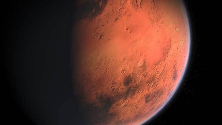 23 Ocak Mars kare Jüpiter