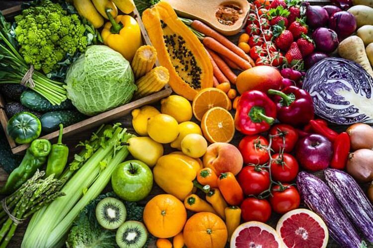 A ve E vitaminleri güçlü antioksidan kaynakları