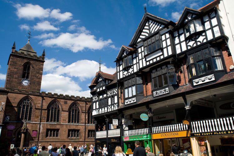 Chester, İngiltere