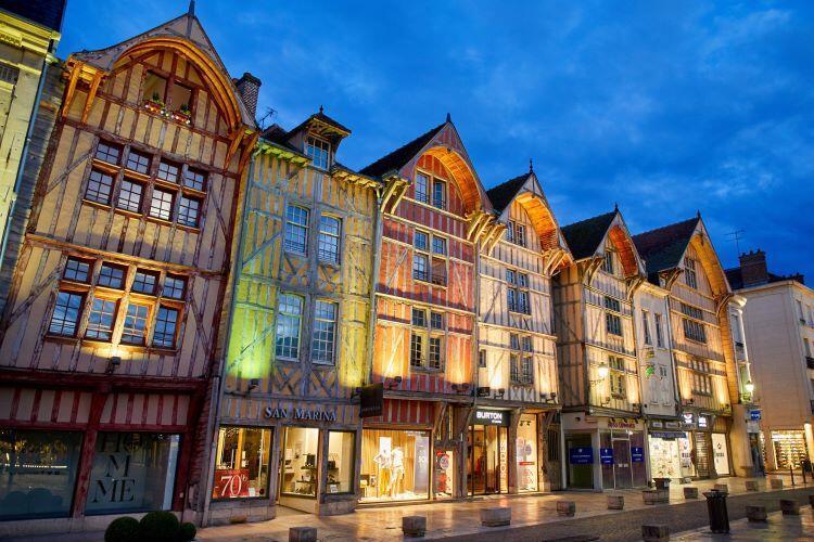 Troyes, Fransa