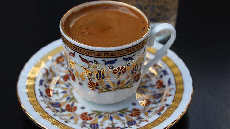 Türk Kahvesi, Türkiye