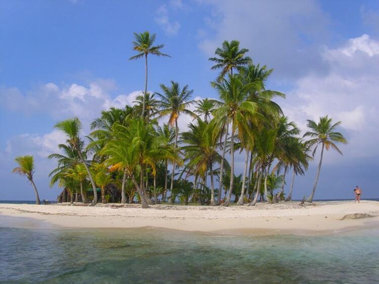 Peki bu adalarda konaklama nasıl oluyor derseniz