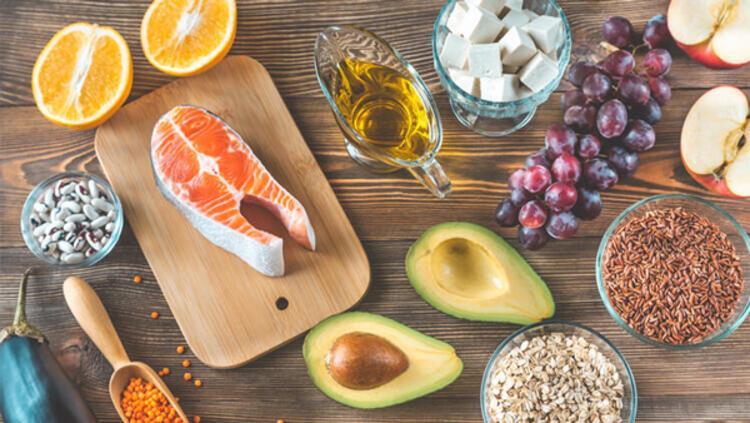 Kalp sağlığına iyi gelen besinler