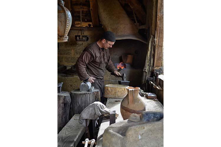 21. yüzyılda Orta Çağ macerasını yaşayın