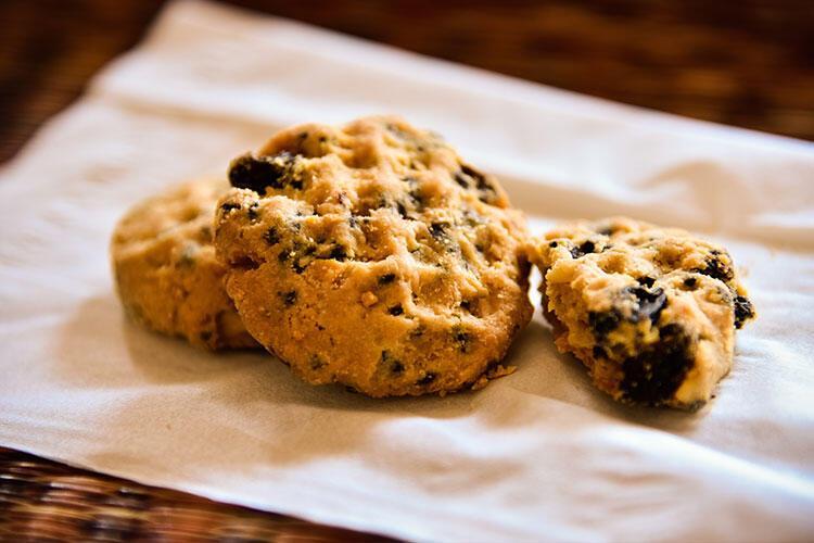 Levain Bakery kurabiyesi tarifi