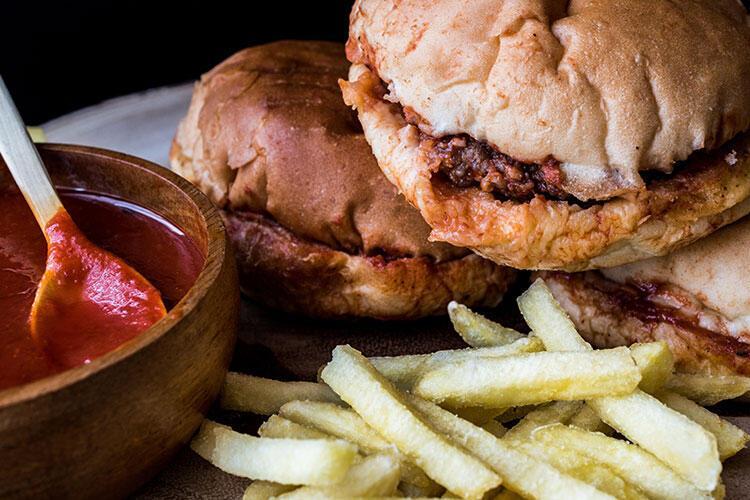 Islak hamburger tarifi