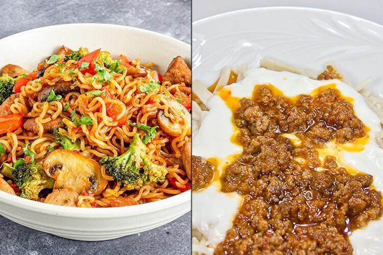Noodle-Erişte