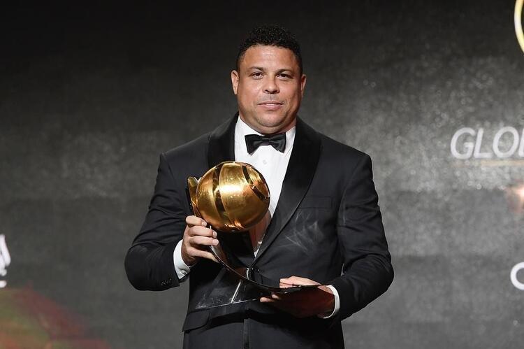 Hayali Şampiyonlar Ligi, idolü Fenomen Ronaldo