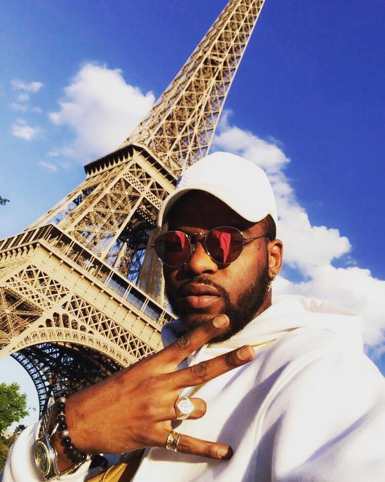 ZAMAN TÜNELİ: Gabondan Fransaya geliş
