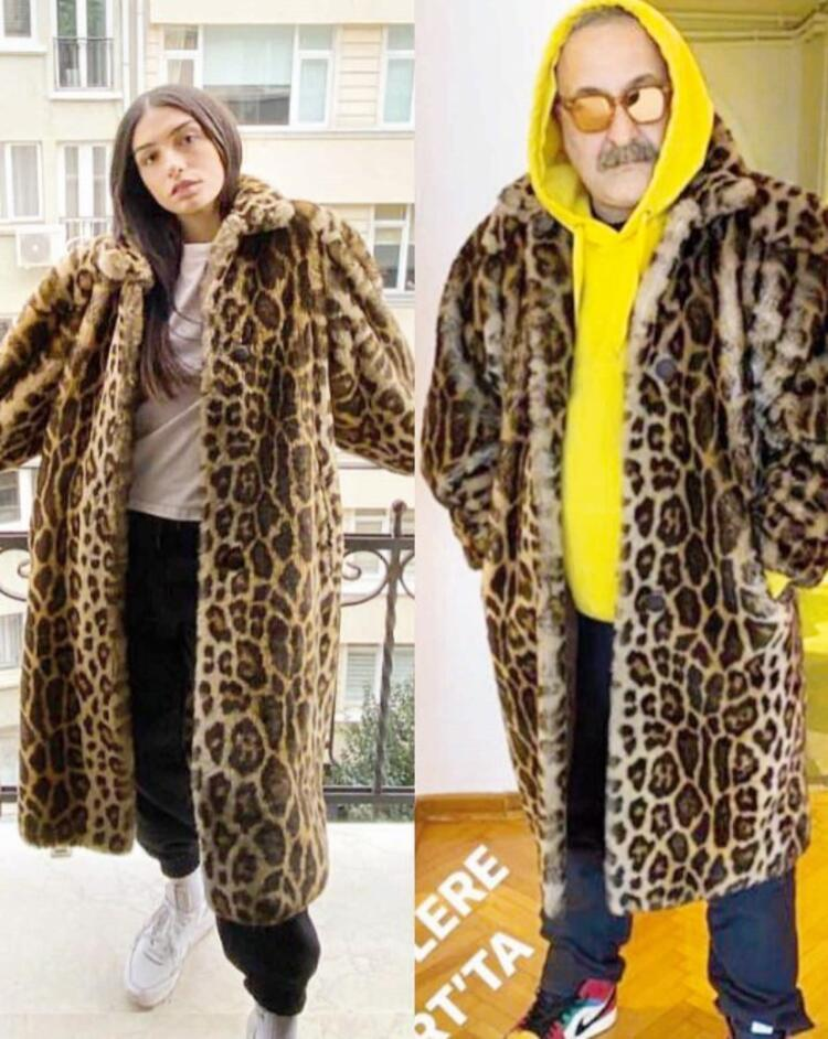Aynı leopar