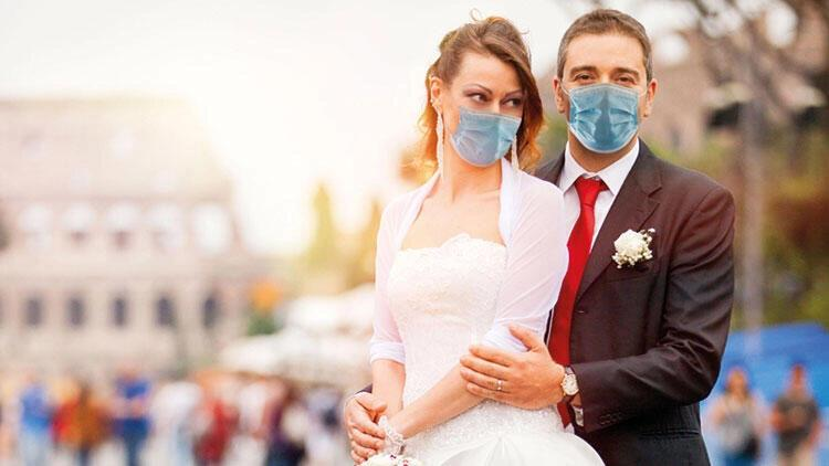 Herhangi bir tören, nikah merasimi ya da düğün yapılmaksızın evlenme işlemleri yapılabilir mi