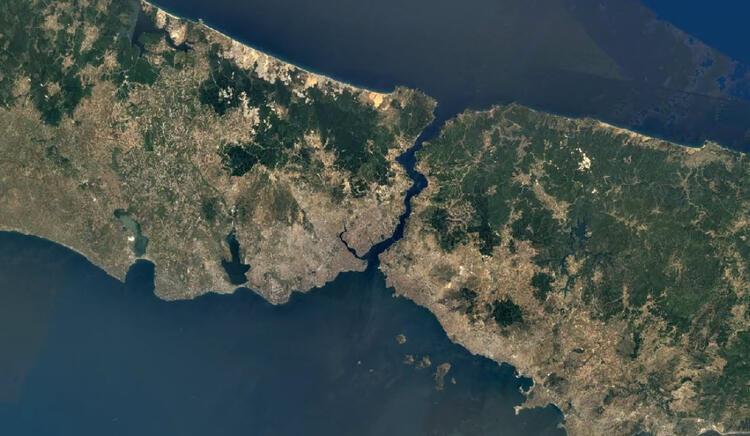 Google'ın gözünden İstanbul'un 36 yıllık değişimi 16