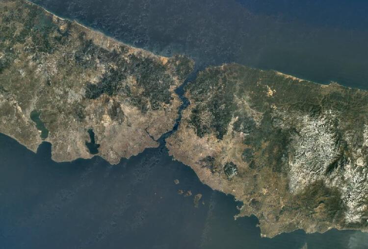 Google'ın gözünden İstanbul'un 36 yıllık değişimi 26