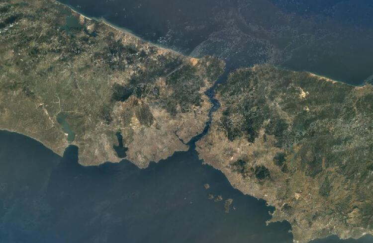 Google'ın gözünden İstanbul'un 36 yıllık değişimi 24