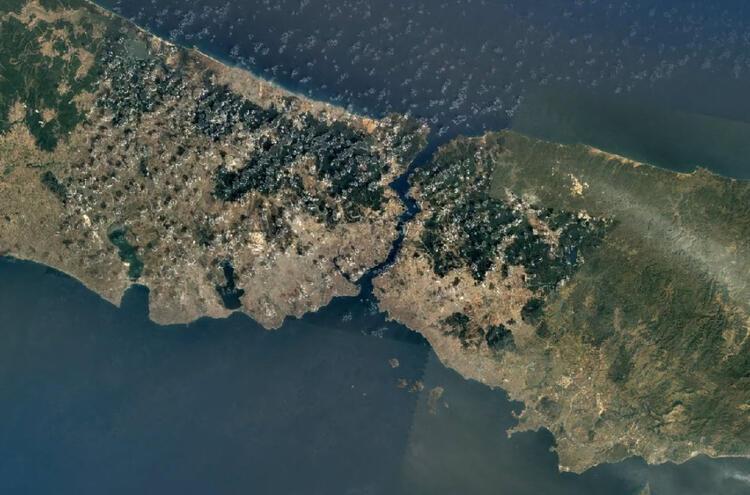 Google'ın gözünden İstanbul'un 36 yıllık değişimi 28