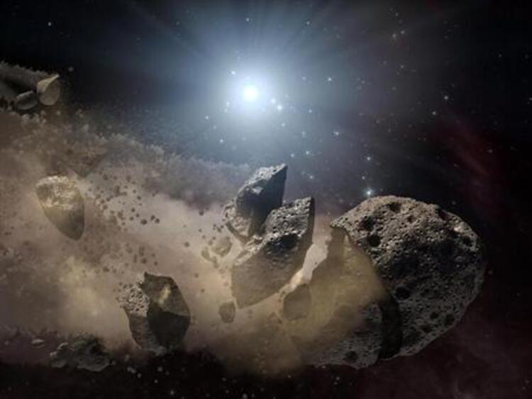 NASA, asteroit simülasyonun sonuçlarını yayınladı 16
