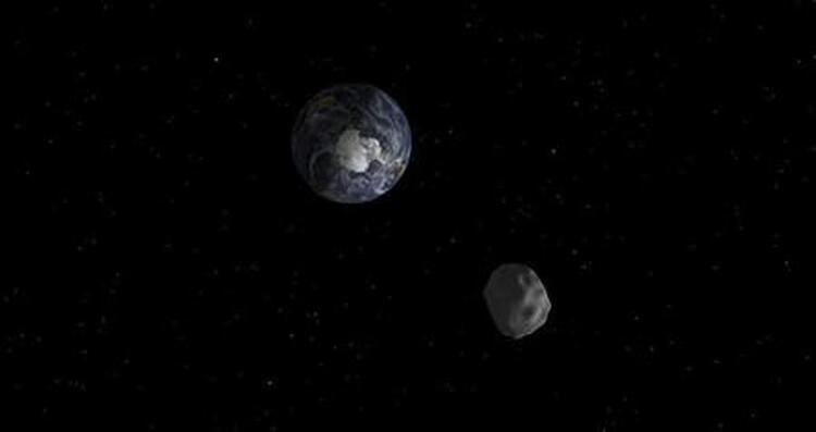 NASA, asteroit simülasyonun sonuçlarını yayınladı 26
