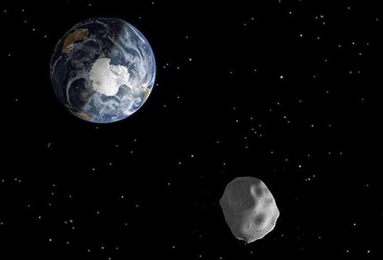 NASA, asteroit simülasyonun sonuçlarını yayınladı 17