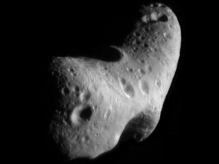 NASA, asteroit simülasyonun sonuçlarını yayınladı 28