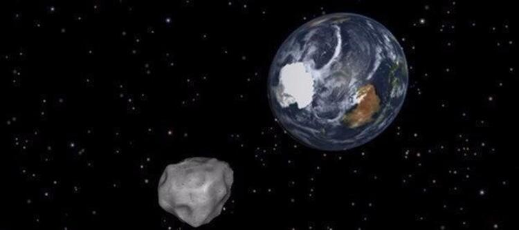 NASA, asteroit simülasyonun sonuçlarını yayınladı 23