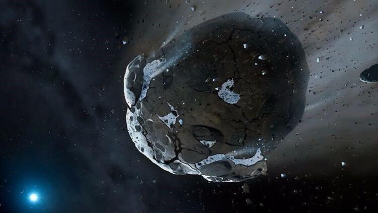 NASA, asteroit simülasyonun sonuçlarını yayınladı 21