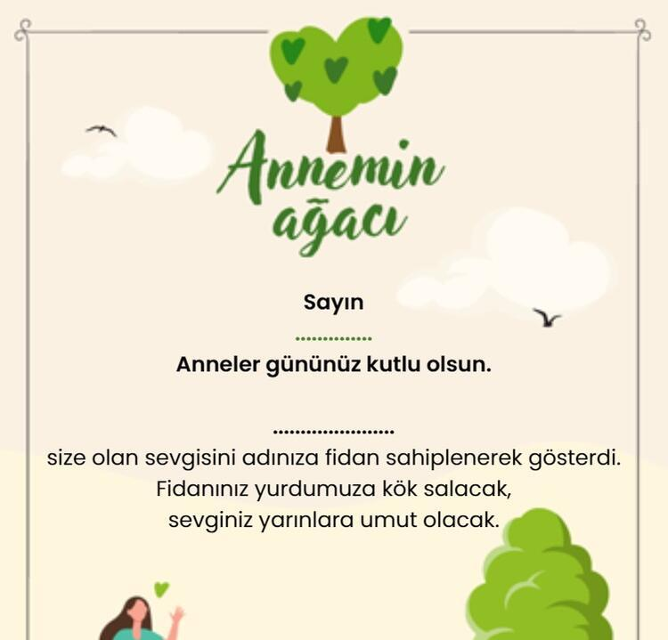 Annemin Ağacı OGM kampanyası nedir? Annemin Ağacı kampanyası ücretli mi? Ücretsiz katılım ekranı 17