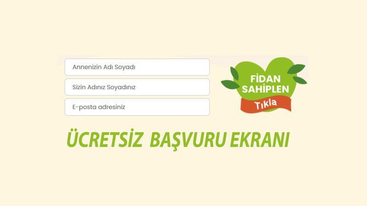 Annemin Ağacı OGM kampanyası nedir? Annemin Ağacı kampanyası ücretli mi? Ücretsiz katılım ekranı 15