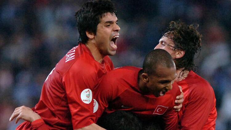 Yunanistan 1-4 Türkiye (2008 Avrupa Şampiyonası Elemeleri)